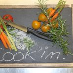 No cook'in lesson in July and August